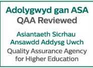 Quality Assurance Agency Review